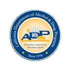 California Department of Alcohol & Drug Program